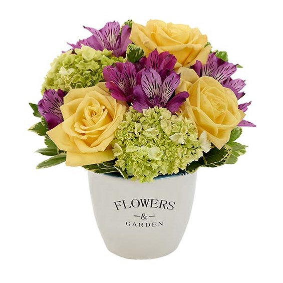Flowers & Garden Bouquet (BF408-11KM)
